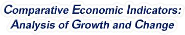 Virginia - Comparative Economic Indicators: Analysis of Growth and Change, 1969-2017