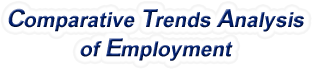 Virginia - Comparative Trends Analysis of Total Employment, 1969-2019